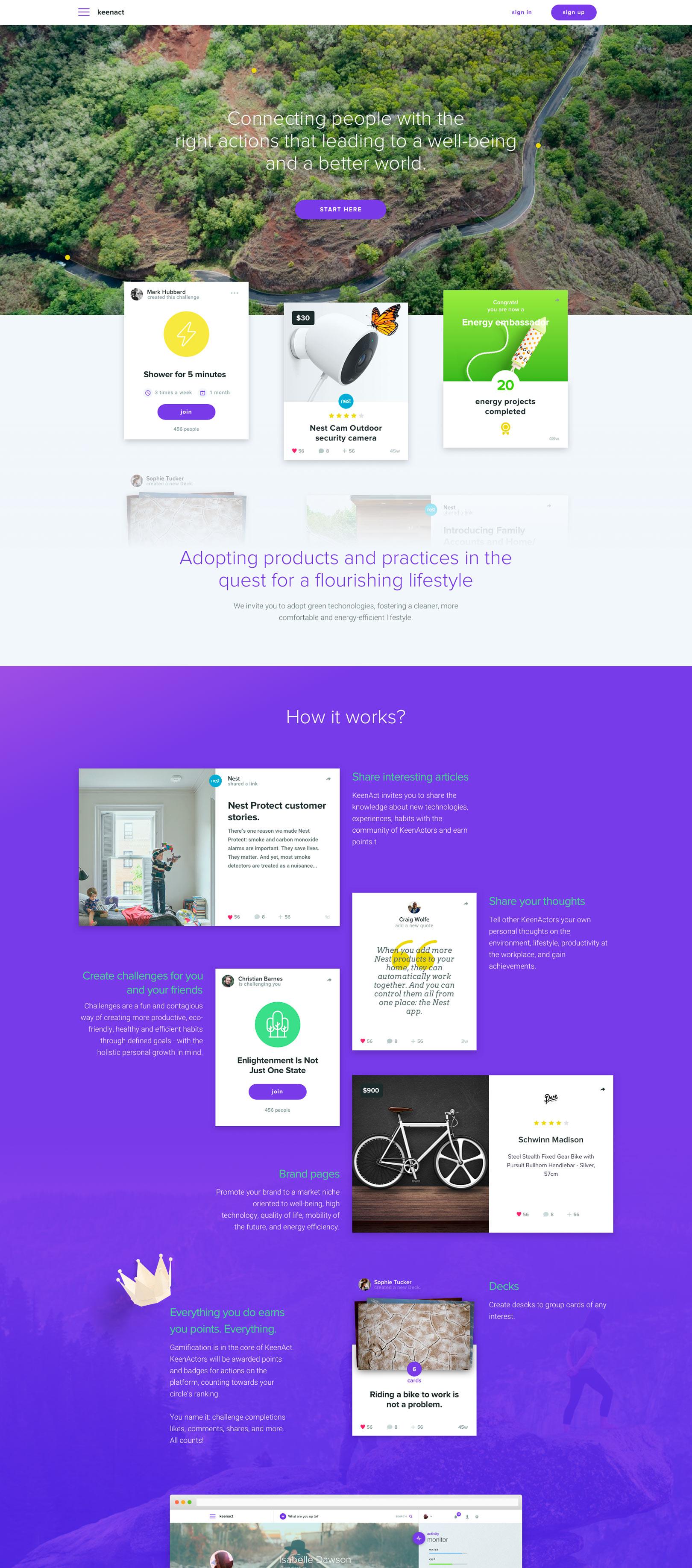 keenact-homepage