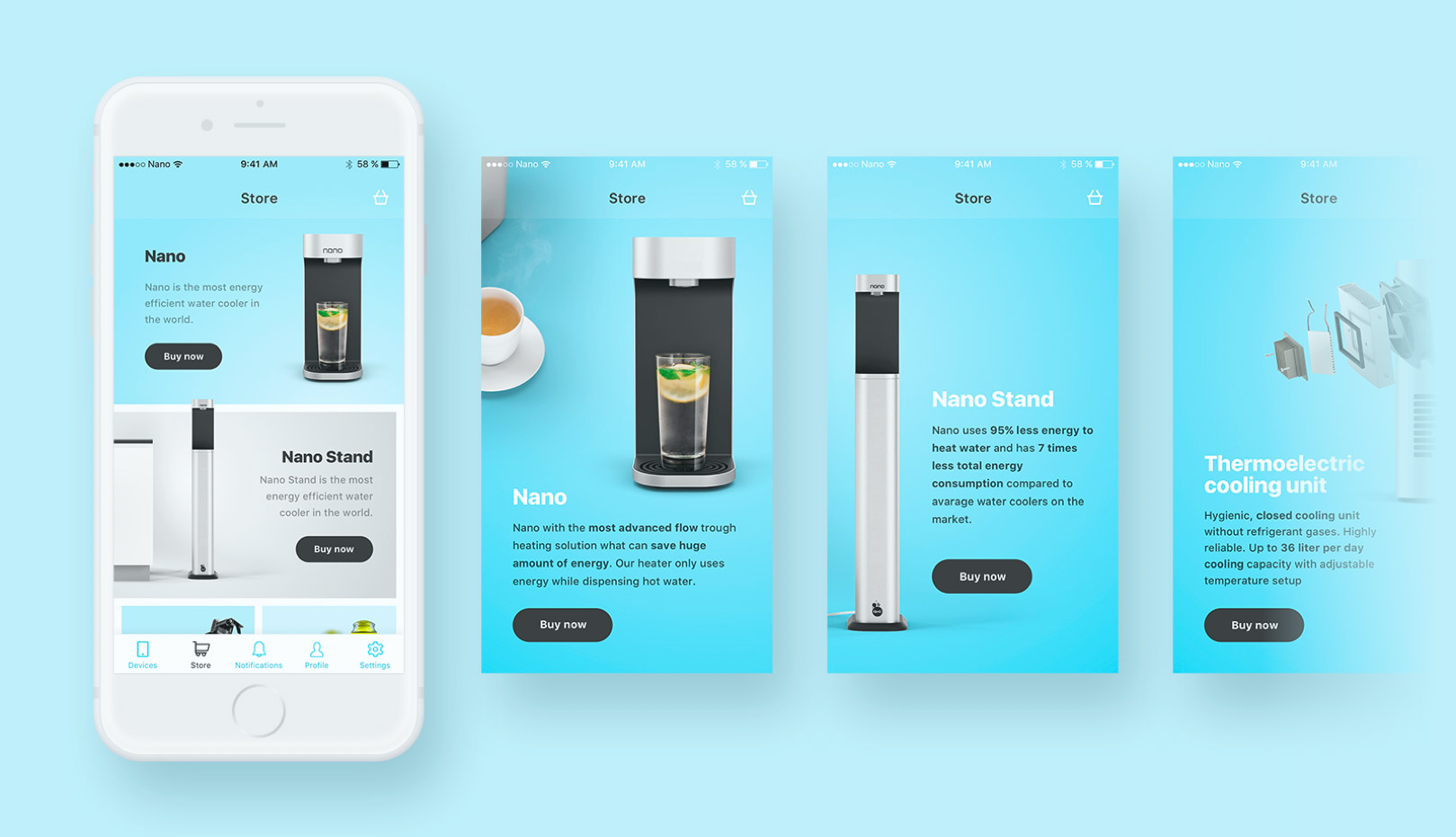 nano-app